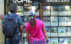 San Sebastián es la capital vasca en la que más sube el precio de la vivienda