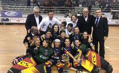 España resuelve el título de Europa en los 105 segundos que faltaban
