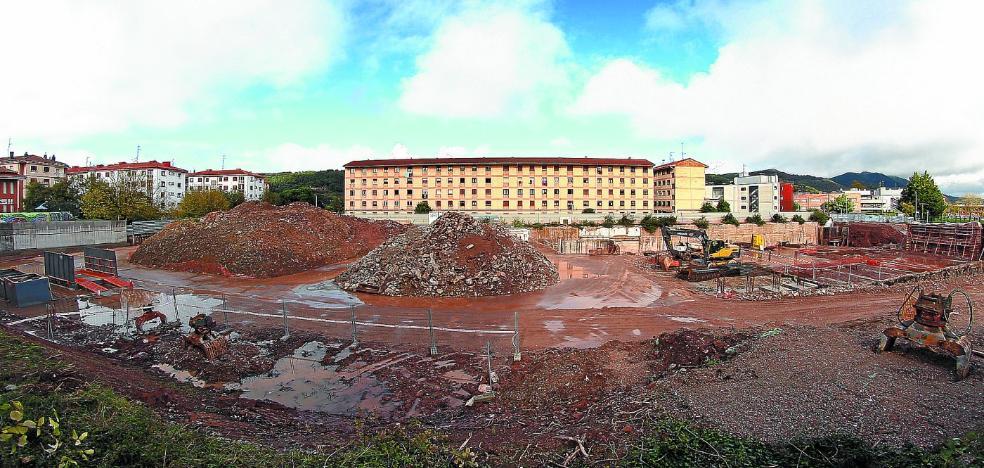 Una pedrea de 71 millones para los barrios de San Sebastián
