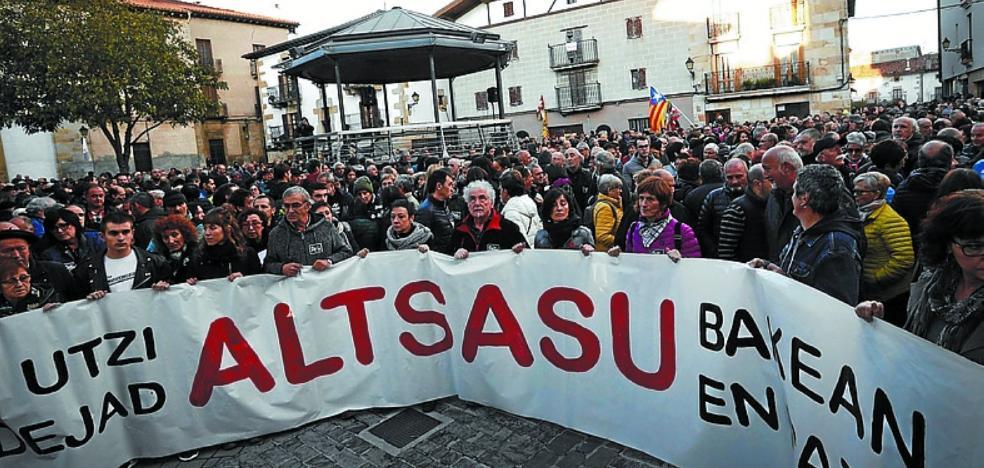 El PP vasco critica el acto de Alsasua de hoy y pide «no encender los ánimos»