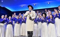Letonia gana un Certamen «irrepetible»