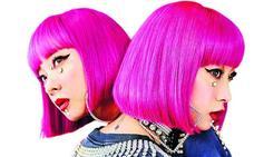 ¿Quiénes son las gemelas del pelo fucsia?