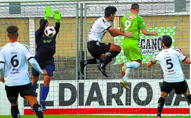 Dura derrota del Real Unión ante un Racing arrollador