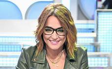 Toñi Moreno debuta en 'Mujeres y hombres...'