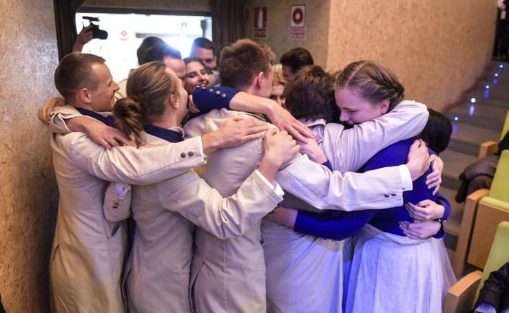 Letonia gana el Certamen Coral de Tolosa