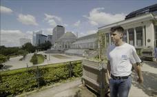 Pello Reparaz visita Moscú en 'Euskalonski'