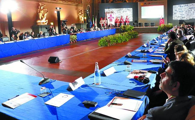 Donostia se suma a la 'cumbre' de ciudades que pide a la UE mantener las capitalidades culturales