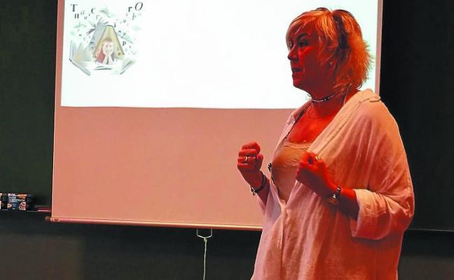 Charlas sobre la dislexia en la biblioteca Gotzon Garate los días 8 y 14 de noviembre