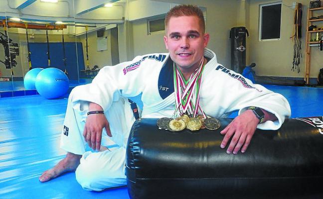 El judoka de los 17 oros