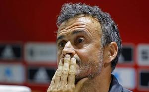 «Veo a Jordi Alba a un nivel muy alto, pero siempre ha sido así»