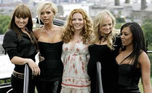 Las Spice Girls se van de gira sin Victoria