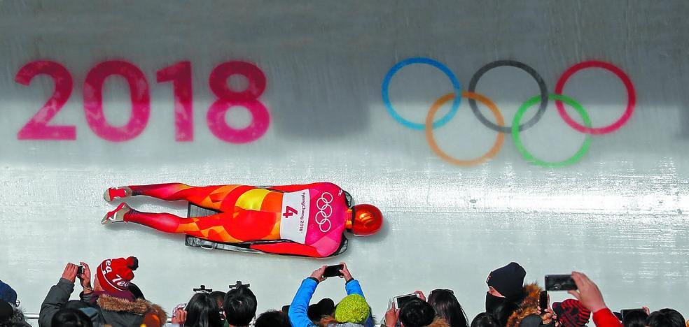 Suba al trineo para ir a Pekín 2022