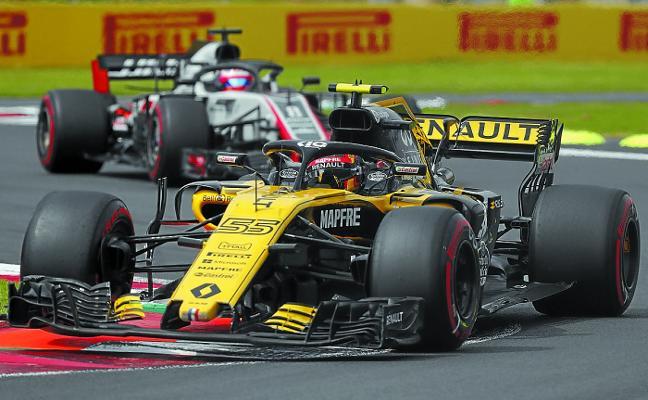 Carlos Sainz, «supermotivado» para ser el líder de McLaren