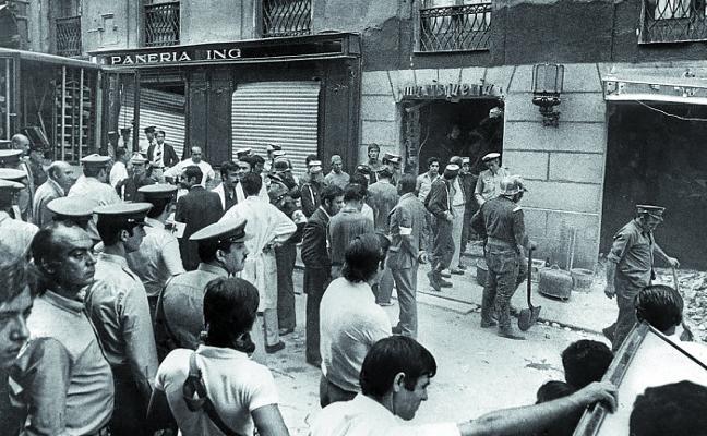 ETA admite 40 años después dos atentados en Madrid y Tolosa con 16 asesinados