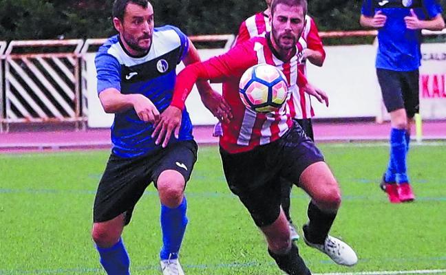 El Haundi encadena tres derrotas seguidas tras caer contra el Mondragón CF (0-2)