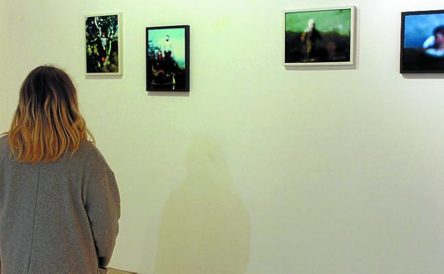 Gaur amaitzen da Ainara Lasa Pérez argazkilariaren 'Fotosintesia' erakusketa