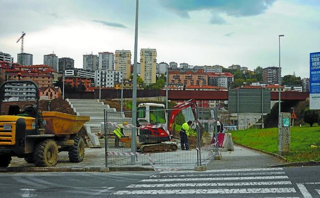 Pasaialdea recibe siete millones para el parking de Hospitalillo, Adinberri y la plaza de la Lonja