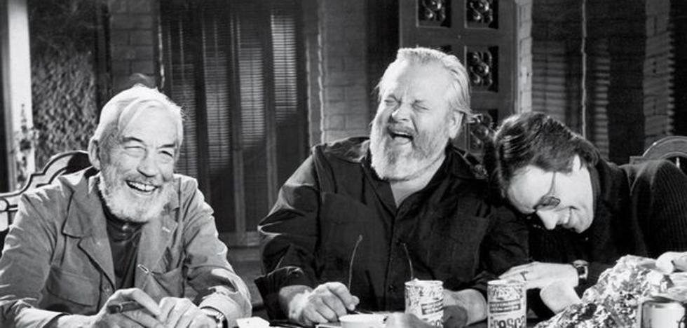 Resucitando a Orson Welles