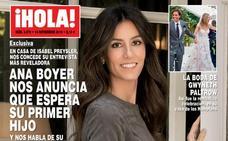 Ana Boyer y Fernando Verdasco esperan su primer hijo