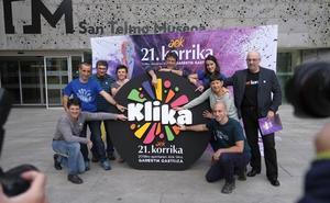 Euskararen alde 'Klika' egitera gonbidatuko du 21. Korrikak