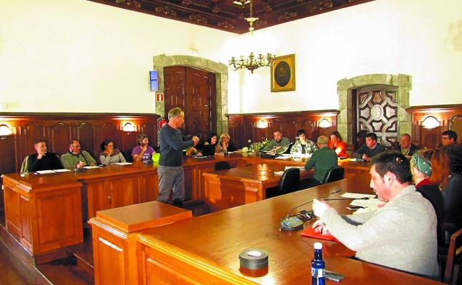 Arizmendiarrieta ascenderá al salón de plenos con el voto de la alcaldesa