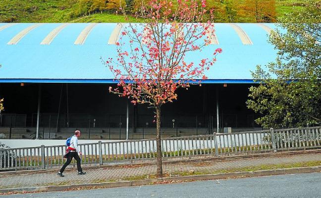 Se instalarán dos lavaderos de bicicletas junto al frontón Altzobarren de Azitain y en Ubitxa