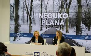 Gipuzkoa contará este invierno con seis camiones quitanieves más