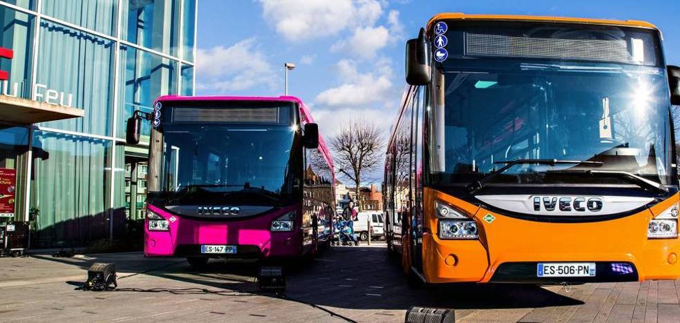 Ciudades que viajan gratis en autobús