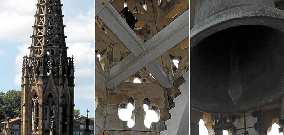 Las obras para que la torre del Buen Pastor se abra al público darán comienzo el próximo mes