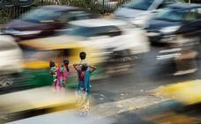 Los niños, principales víctimas del aire contaminado