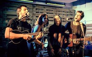 El grupo donostiarra Nøgen engrandece sus armonías vocales