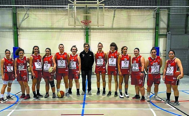 Nueva jornada para los equipos de Oiarso Saskibaloi Taldea