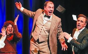 La función 'Dublindarrak' de Ados Teatroa, esta tarde en el Leidor