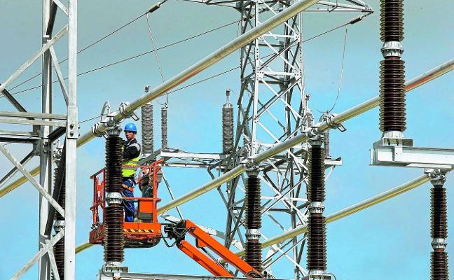 La conexión eléctrica con Francia avanza con la aprobación del tramo guipuzcoano