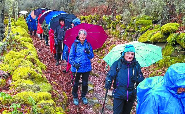 La Semana montañera del club Euskalduna