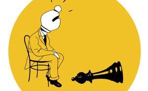 El ajedrez como excusa literaria
