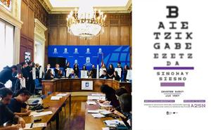Donostia denunciará «la miopía» ante la violencia machista en una campaña