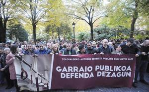 Tolosaldea pide un servicio público de autobús «digno»