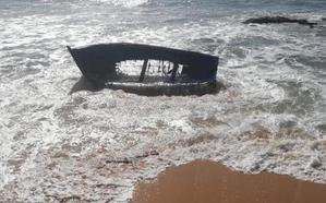 Hallado el décimo cadáver tras el naufragio de una patera en Cádiz