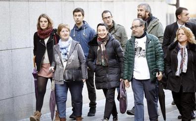 La familia de Cabacas achaca su muerte a una campaña de la Ertzaintza «contra los borrokas»