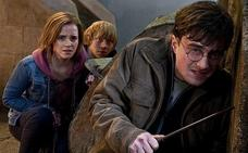 La saga de Harry Potter, en Cuatro