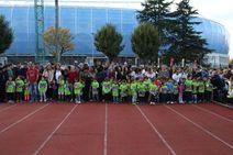 La Behobia txiki reúne a 3.100 niños