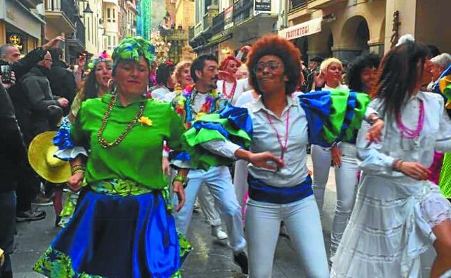 La comparsa de Carnaval de 2019 estará dedicada al grupo ABBA
