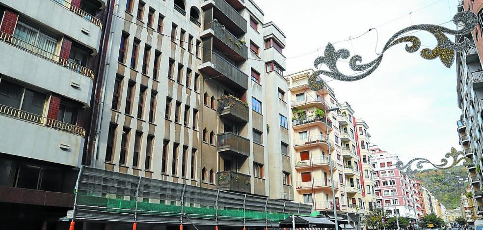 El Obispado de San Sebastián creará 26 apartamentos turísticos en una de sus residencias