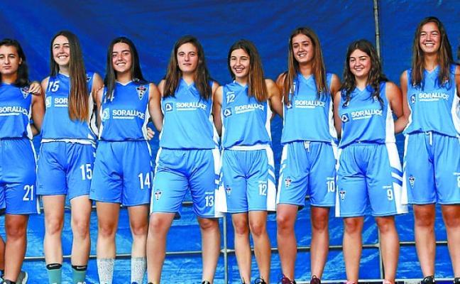 El júnior femenino de baloncesto busca mañana la quinta victoria consecutiva