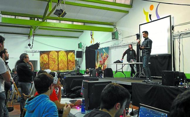 El entretenimiento digital despide las jornadas de ciencia y tecnología