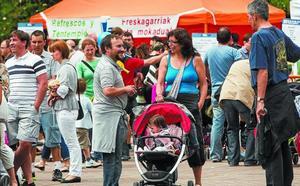La rebaja fiscal en Gipuzkoa a las rentas bajas se retrasa por la devolución de maternidad