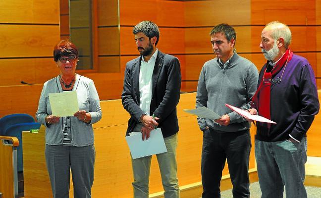 El papel jugado por la sociedad vasca