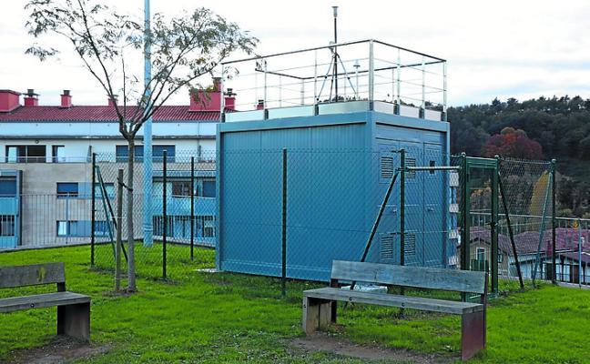 Nuevo control de la calidad del aire en Lasarte-Oria