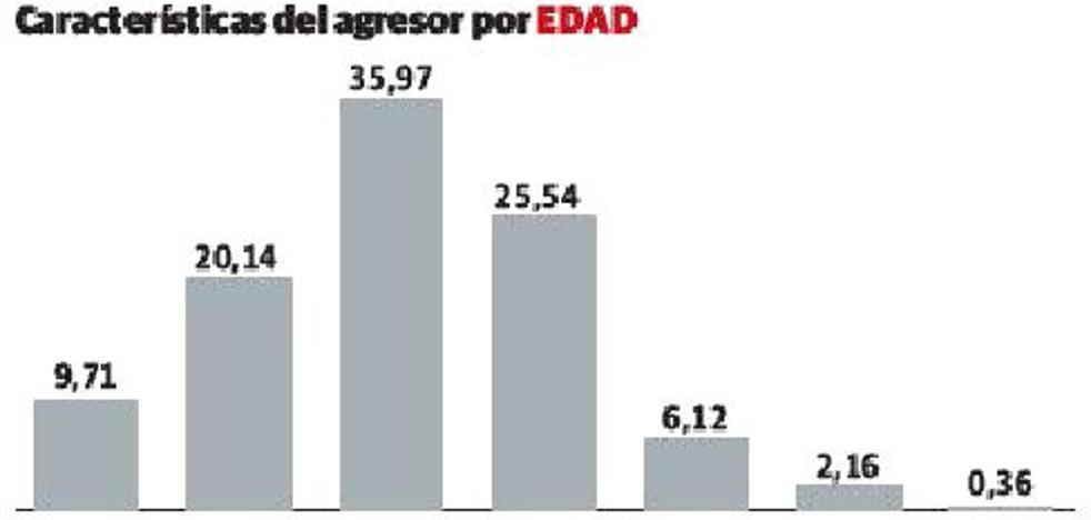 Solo el 1% de los maltratadores vascos que superan la terapia para rehabilitarse reincide
